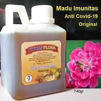 Discount Rp.75.000 pembelian 3 pcs madu kuning manis kurma flora dan gratis ongkir seluruh Jawa