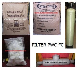 Pengiriman Paket Filter Air PWC-FC Bisa Ke Seluruh Indonesia