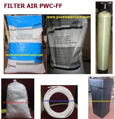Pengiriman Paket Filter Air PWC-FF Bisa Ke Seluruh Indonesia