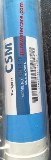 Membran RO CSM 50 gpd