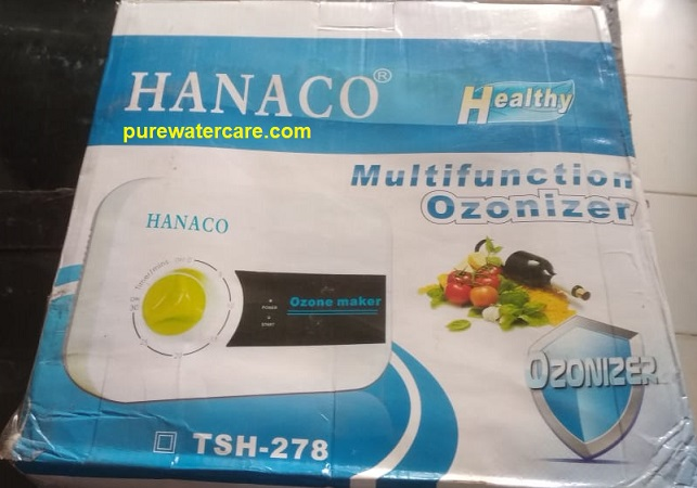 Dus Ozone Generator Hanaco 0.25 gram/h