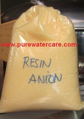 Resin Anion Eceran 1 Liter
