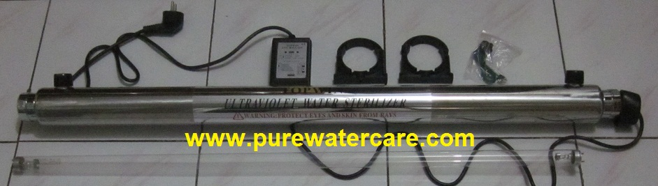 Paket Pengiriman Depot Air PWCUV-1250