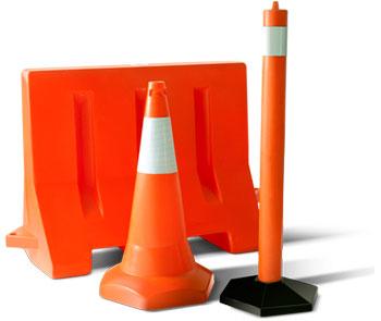 Dengan bahan dan fitur yang mendukung, Penguin® Traffic Control menjadi produk yang tepat untuk mengatur arus lalu lintas/pembatas jalan