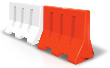 Road Barrier diproduksi khusus untuk membatasi jalan lalu lintas yang macet.Juga digunakan sebagai penghalang jalan dengan menggabungkannya menjadi barikade